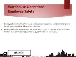 Operations Employee Warehousing Operations Certification Track Ppt Download