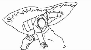 shrewd naruto drawing book successful quick draw rasengan you 2600