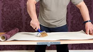 choosing wallpaper paste and adhesives