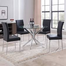 black chrome kitchen dining room chairs at overstock our best dining room bar furniture deals