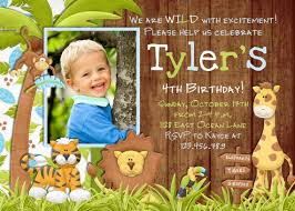 Free Printable Safari Birthday Invitations Free Printable Invites For Every Party Wedding Baby Shower Or