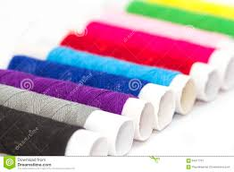 Bobbins Design Bobbins With Colorful Threads Stock Image Image Of Design