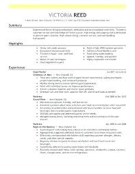 Fast Food Worker Resume fast food resume skills foodcityme 43