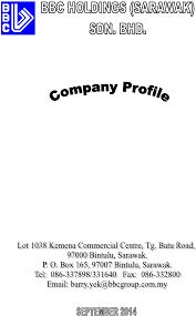 Jkr Sarawak Organisation Chart Co No 519397 D Galacity Bbc Holdings Sarawak Sdn Bhd