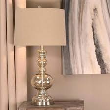 kirklands table lamps home table lamps modern sea glass floor lamp mercury ball base nightstand desk