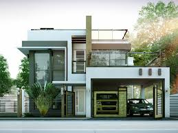 Small Picture Modern House Designs Series MHD 2014010 Pinoy ePlans Modern