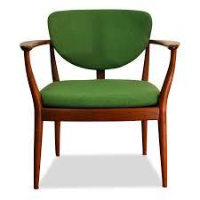 vintage danish design teak lounge chair