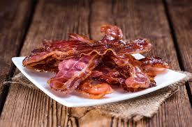 bacon sausage