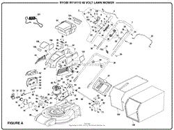 homelite ry14110 48 volt lawn mower parts diagram for wiring diagram homelite ry14110 48 volt lawn mower wiring diagram parts diagram swipe swipe previous diagrams next diagrams figure a part 1