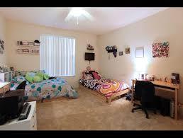 Double Dorm Room Tour For UF Students  Windsor Hall Luxury Dorm Room