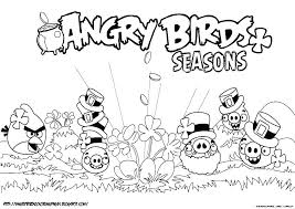 seasons coloring pages printable spring page for birds of prey winter season