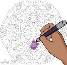 Small Picture Mandala Coloring Book Pdf Coloring Pages