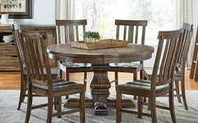 48 round pedestal table 48 inch round pedestal dining table