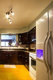 bright kitchen lighting. LED Kitchen Track Light Fixture Traditional St Louis Bright Lighting R