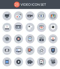 Resume Icons Free Icons 100 Video Icon Set By Vecteezy 21