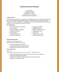 Sample Resume For High School Students With No Experience Fantastic Exampleme For High School Student With No Experience 21
