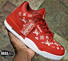 louis vuitton jordans. supreme x louis vuitton air jordan 3 - @nardgotsole_htx jordans c