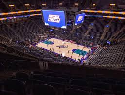 Vivint Smart Home Arena Section 128 Seat Views Seatgeek