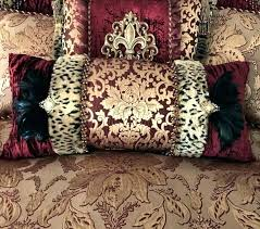 burdy and gold bedding sets gold luxury bedding luxury bedding burdy gold damask velvet old world