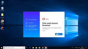Opera is the lightest browser for my notebook. How To Install Opera Browser In Windows 7 8 1 10 Free Vpn On Opera Browser Youtube
