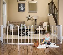 regalo inch super wide gate and play yard white amazonca baby