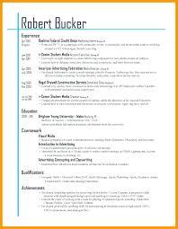 Resume Formatting Extraordinary Resume Formatting Tips Layout For A Resume Good Resume Layout Resume