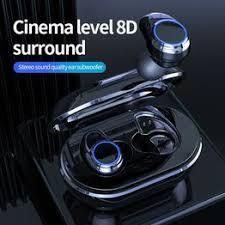 A1 Bluetooth Earphone 5.0 Mini True Wireless Headphones ... - Vova