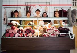 Aufschnitt Berlin Design Bonkers Berlin Butchers Sells Meat Cushions