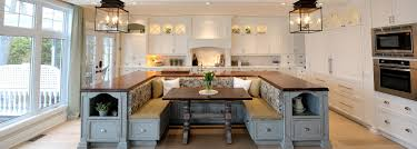 cape cod country style kitchen