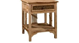 rustic wood accent tables white small table off kitchen winsome