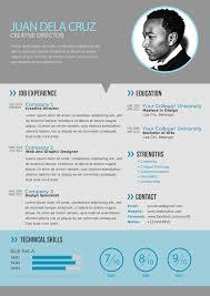Contemporary Resume Templates 7 Free Techtrontechnologies Com