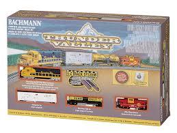 bachmann thunder valley train set