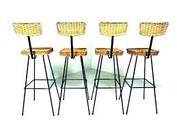 rattan counter stools wicker counter height bar stools rattan counter stools wicker counter stools core bar