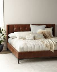tufted bedroom furniture. Patterson Tufted Platform King Bed Bedroom Furniture