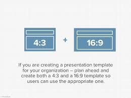 16 9 Template What Slide Dimensions Should You Use For Your Presentations