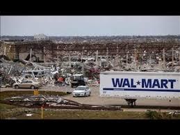 Walmart Warner Robins Walmart Gets Destroyed By A Tornado In Warner Robins Georgia