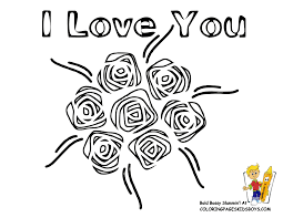 Small Picture Roses Coloring Pages Coloring Page