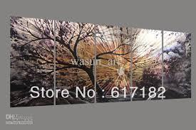2018 modern abstract painting metal wall art sculpture wall hangings home decor a00297 en tree from wasun art 119 5 dhgate com