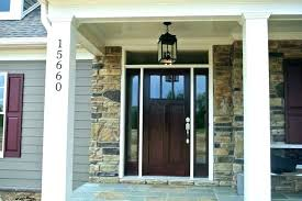 front door with glass panel s front door with glass panels either side front door with glass panel