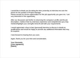 10 Sample Follow Up Email After Interview Pdf Doc
