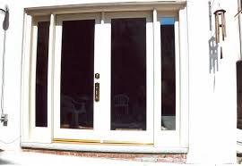 french doors with sidelights to replace sliding glass doors