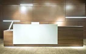 office furniture reception desk counter. Office Furniture Reception Desk Counter Designs Impressive Desks Contemporary . M