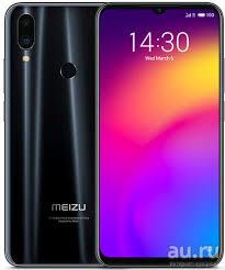 Смартфон Meizu Note 9 4/64Gb (4 64) Black/Черный. Магазин ...