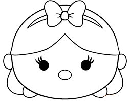 Pin Di Chicagiulia Su Tsumtsum Disney Disegni Kawaii Disegni E Kawaii
