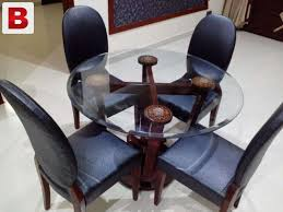 dining table and chairs for sale in karachi. dining table with 4 chairs - karachi and for sale in n