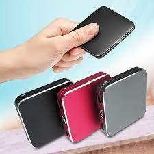 Sự cần thiết của sạc dự phòng đối với các thiết bị công nghệ - Thiết bị âm  thanh & Phụ kiện - Thuvienmuasam.com