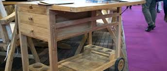 bbq prep station choosing the best grill cart for outdoors cooking in diy bbq prep station storage and