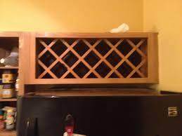Wine Rack Lattice Plans Wine Rack Lattice Insert Plans Nongzico