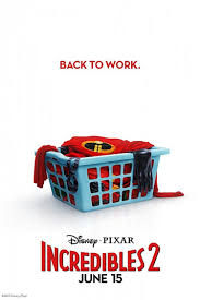 incredibles 2 official poster. Plain Poster The Incredibles 2 Intended Official Poster I