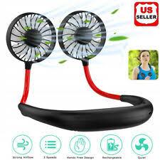 Neck <b>Portable Fans</b> for sale | eBay